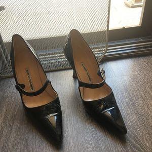 Manila Blahnik Urban Shoe Myth Shoes
